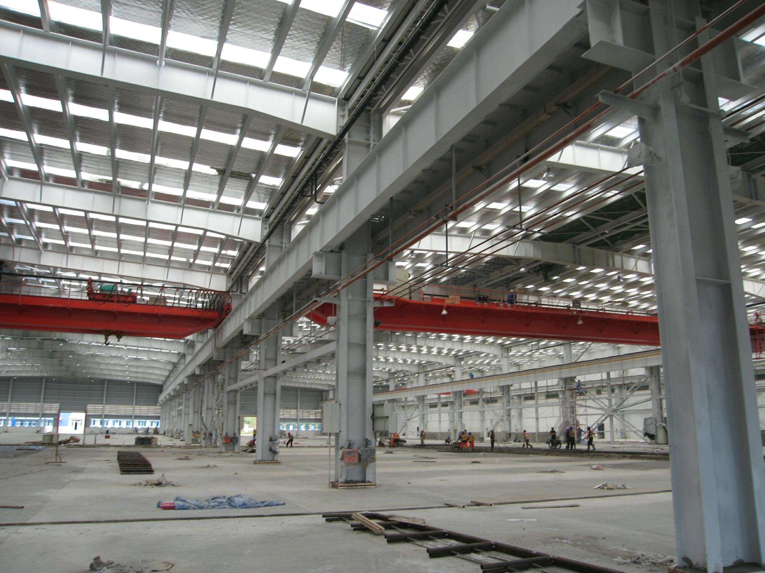 钢结构防腐安装